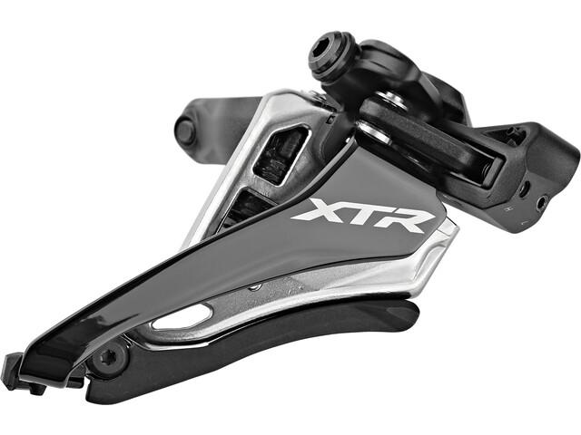 Shimano XTR FD-M9100 Voorderailleur 2x12 Side-Swing Front Pull Klem 34,9mm
